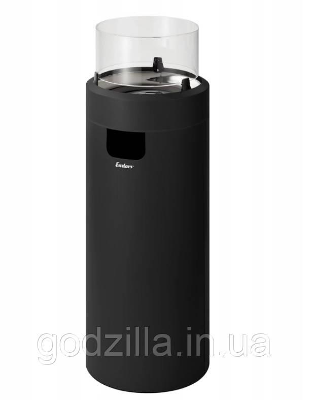 Газовый уличный светильник Enders Nova LED L Black 102см