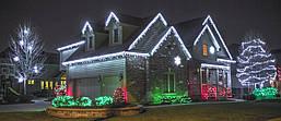Новорічна гірлянда Бахрома 500 LED, Білий холодний світло, 18 м, 22W, фото 2