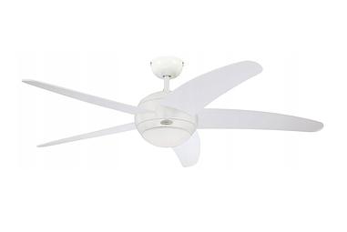 Стельовий вентилятор BENDAN 132 см Білий + пульт