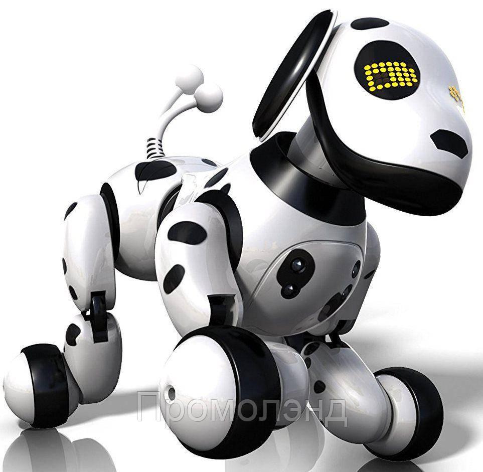 Інтерактивна робособака Zoomer