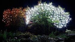 Гірлянда сітка 200 світлодіодів 2,5на2,5 м, фото 2