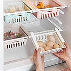ОПТ Органайзер в холодильник Storage rack раздвижной с настройкой держателя, фото 3