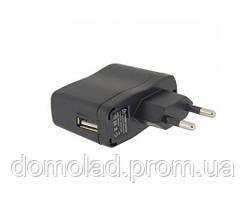 Адаптер Для Зарядки Мобильного Телефона USB 5V 0.1A