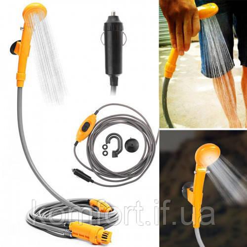 Автомобільний душ YD104 (автодуш)