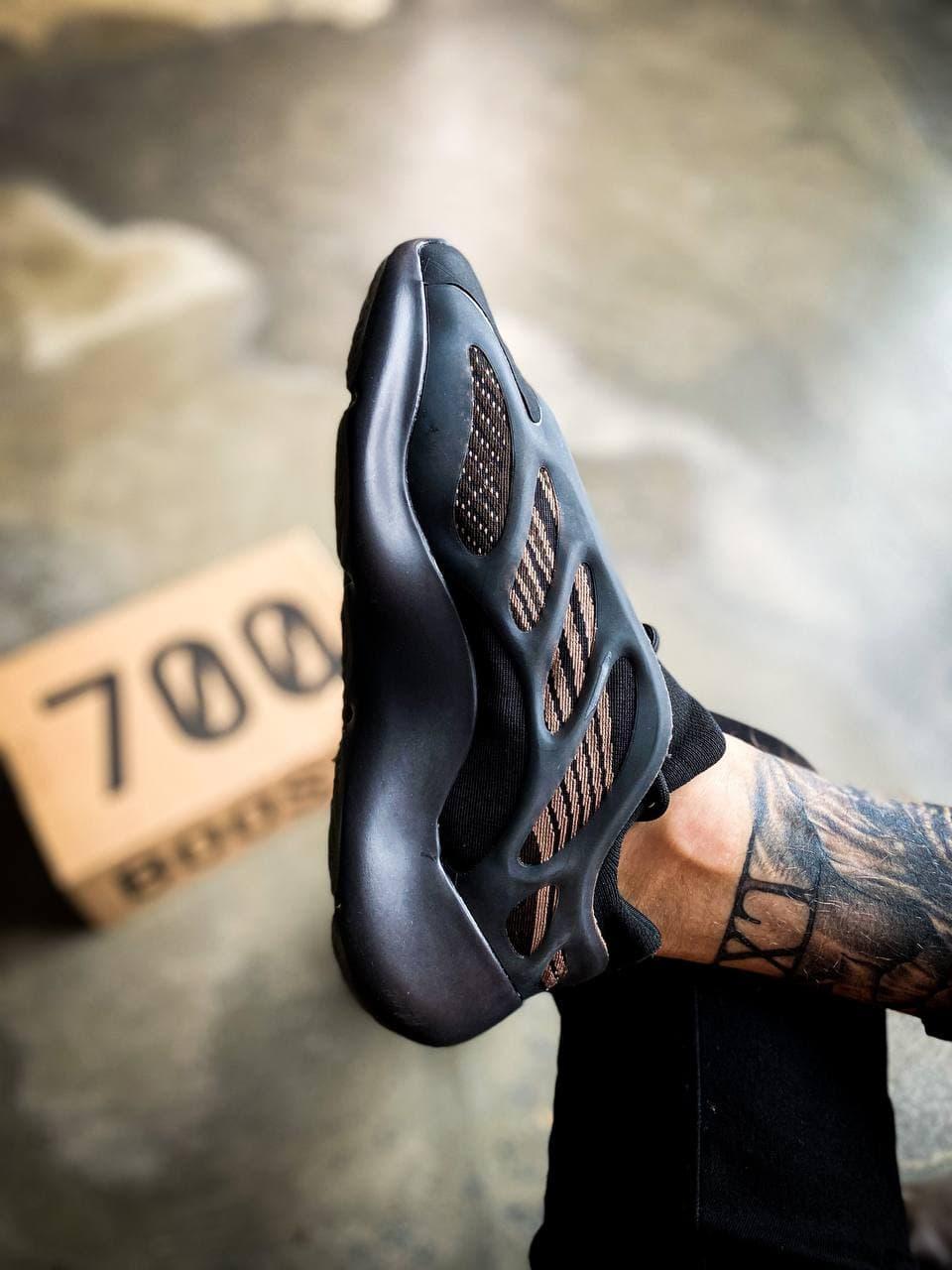 """Чоловічі кросівки Adidas Yeezy 700 V3 """"Clay/Brown"""" (копія)"""