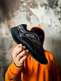 """Чоловічі кросівки Adidas Yeezy 700 V3 """"Clay/Brown"""" (копія), фото 3"""
