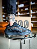 """Чоловічі кросівки Adidas Yeezy 700 V3 """"Clay/Brown"""" (копія), фото 2"""