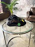 """Чоловічі кросівки Adidas Yeezy 700 V3 """"Clay/Brown"""" (копія), фото 8"""