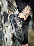 """Чоловічі кросівки Adidas Yeezy 700 V3 """"Clay/Brown"""" (копія), фото 5"""