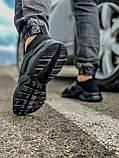 Кросівки чоловічі 18401, Nike Air Huarache, чорні, [ 41 43 44 45 46 ] р. 41-27,0 див., фото 5