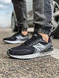 Кросівки чоловічі 18452, New Balance Fresh Foam Tempo, чорні, [ 41 42 43 44 45 ] р. 41-26,5 див. 42, фото 2