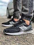 Кросівки чоловічі 18452, New Balance Fresh Foam Tempo, чорні, [ 41 42 43 44 45 ] р. 41-26,5 див. 42, фото 8