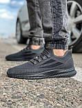 Кросівки чоловічі 18481, Bionic Navigator, темно-сірі, [ 41 42 43 44 45 46 ] р. 41-26,5 див. 44, фото 3