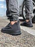 Кросівки чоловічі 18481, Bionic Navigator, темно-сірі, [ 41 42 43 44 45 46 ] р. 41-26,5 див. 44, фото 4