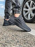 Кросівки чоловічі 18481, Bionic Navigator, темно-сірі, [ 41 42 43 44 45 46 ] р. 41-26,5 див. 44, фото 6