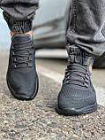 Кросівки чоловічі 18481, Bionic Navigator, темно-сірі, [ 41 42 43 44 45 46 ] р. 41-26,5 див. 44, фото 7