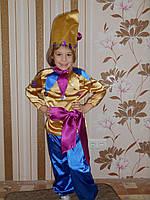 Карнавальный костюм  cкомороха, петрушки, арлекина  прокат.