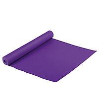 Коврик для спорта 173 * 61см фиолетовый