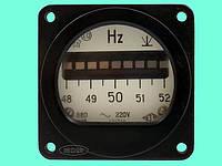 Частотомер В80 48-52 Гц.