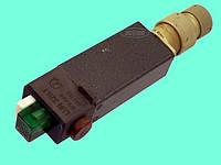 Кнопка с электромагнитной фиксацией и подсветкой
