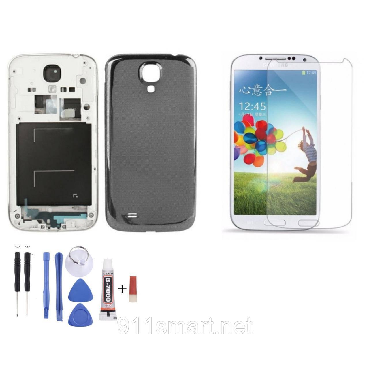 Корпус Samsung Galaxy S4 I9500 черный