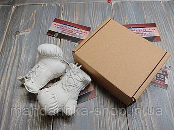 Упаковка для рукавичок з наповнювачем