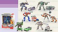 Трансформер Robot Ghange (робот трансформер) трансформер робот/трансформер машина: 6 видов