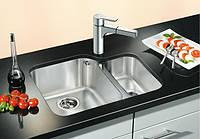 Кухонные мойки Бланко из нержавеющей стали