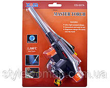 Газова пальник Master Torch №507