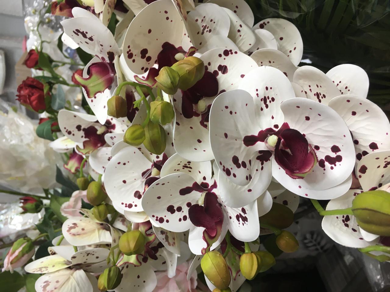 Орхидея Латексная Далматин (65см)