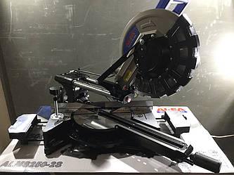 Торцовочная пила AL-FA  ALMS-250-2S(две скорости)