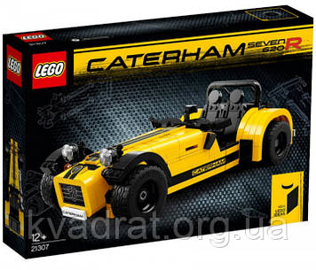 Lego Ideas Катерхем 7 620R V29