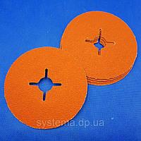 3M 27650 - Фіброві шліфувальні круги 987С CUBITRON II, 125Х22мм, P80