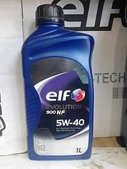 Синтетическое моторное масло Elf Evolution 900 NF 5w-40 1л, Elf, Франция