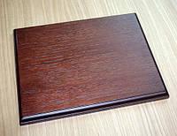 Плакетки( Подложка для диплома (MDF) 200*300 mm (МАХАГОН))