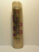 Лак для волос Wellaflex 250 мл. (Велла Флекс суперсильной фиксации  ) , фото 1