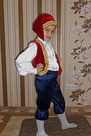 Карнавальный костюм  гнома . Костюм шикарного  гнома прокат