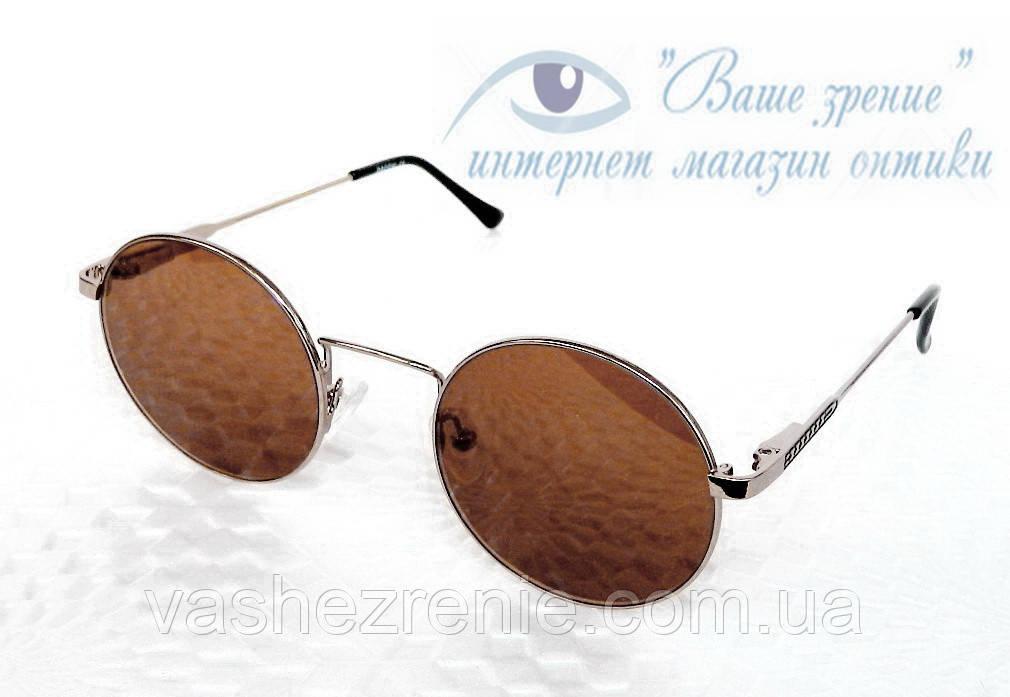 """Очки для зрения +/- """"круглые"""" Код:2064"""