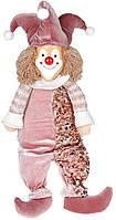 М'яка іграшка «Клоун Тіффані» 19х13х48см, сидячий