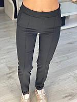 Женские классические брюки Черные, фото 1