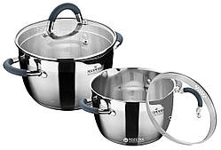 Набор посуды Maxmark 4 предмета (MK-VS5504B)