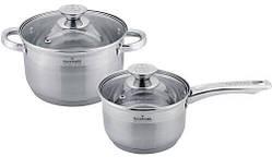 Набор посуды Maxmark 4 предмета (MK-3504F)