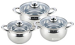 Набор посуды Maxmark 6 предметов (MK-APP7506B)