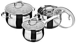 Набор посуды Maxmark 6 предметов (MK-BL6506D)