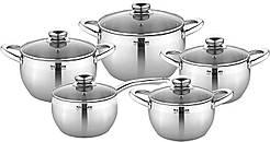 Набор посуды Maxmark из 10 предметов (MK-APP7510)