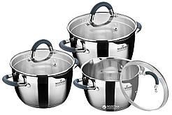 Набор посуды Maxmark 6 предметов (MK-VS5506A)