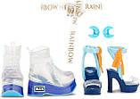 УЦІНКА! Синя лялька Rainbow High Скайлар Skyler Bradshaw Blue Clothes - Мосту Хай Скайлер Бредшоу 569633, фото 5