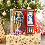 УЦЕНКА! Синяя кукла Rainbow High Скайлар Skyler Bradshaw Blue Clothes - Рейнбоу Хай Скайлер Бредшоу 569633, фото 7