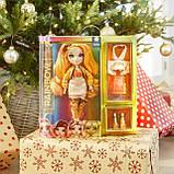 УЦЕНКА! Оранжевая кукла Rainbow High Poppy Rowan Orange Clothes - Рейнбоу Хай Поппи Роуэн 569640, фото 7