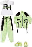 УЦЕНКА! Зеленая кукла Rainbow High Jade Hunter Green Clothes Fashion Doll - Рейнбоу Хай Джейд Хантер 569664, фото 7